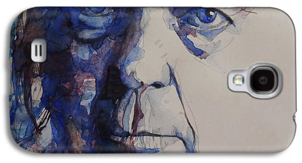 Old Man - Neil Young  Galaxy S4 Case by Paul Lovering
