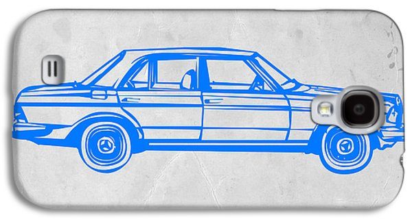 Old Mercedes Benz Galaxy S4 Case by Naxart Studio