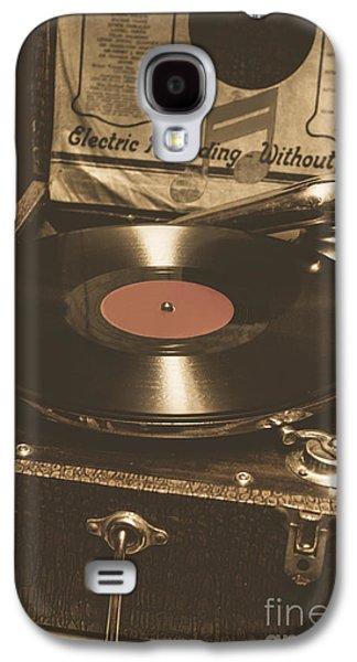 Old Music Box Galaxy S4 Case
