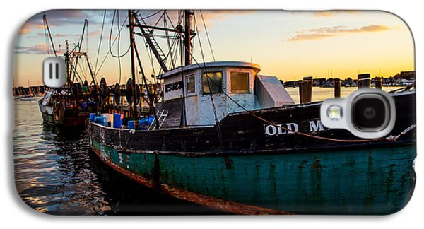 Old Mystic At Dock Galaxy S4 Case by Karol Livote