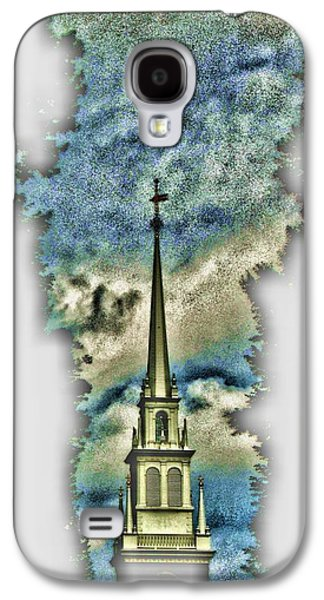 Old North Church Steeple Galaxy S4 Case
