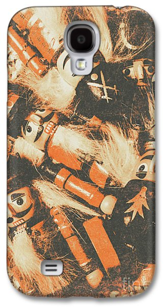 Old Nutcracker Infantry  Galaxy S4 Case by Jorgo Photography - Wall Art Gallery
