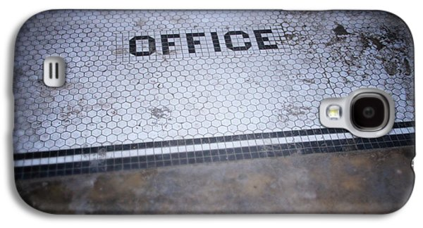 Old Office- Urban Photography By Linda Woods Galaxy S4 Case by Linda Woods