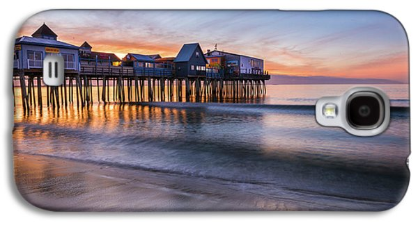 Old Orchard Beach Galaxy S4 Case