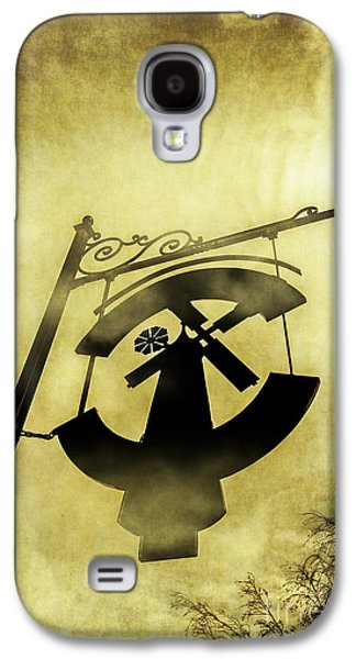 Old Ornately Decorated Sign Galaxy S4 Case by Jorgo Photography - Wall Art Gallery