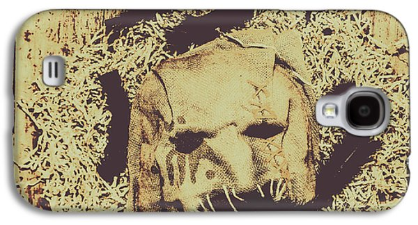 Old Outback Horrors Galaxy S4 Case by Jorgo Photography - Wall Art Gallery