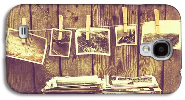 Old Photo Archive Galaxy S4 Case by Jorgo Photography - Wall Art Gallery