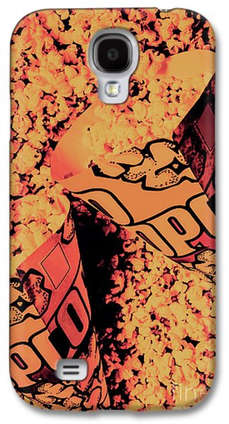 Old Pop Corn Culture Galaxy S4 Case by Jorgo Photography - Wall Art Gallery