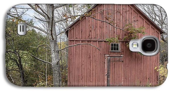 Old Red Shack Galaxy S4 Case by Edward Fielding
