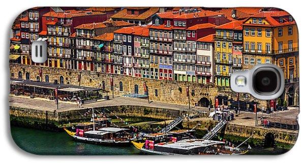 Old Ribeira Porto  Galaxy S4 Case