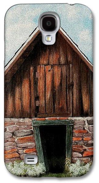 Old Root House Galaxy S4 Case by Anastasiya Malakhova