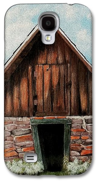 Old Root House Galaxy S4 Case