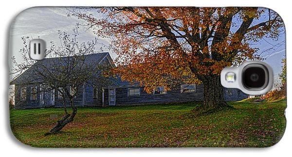 Old Rustic Farmhouse Galaxy S4 Case by Marty Saccone