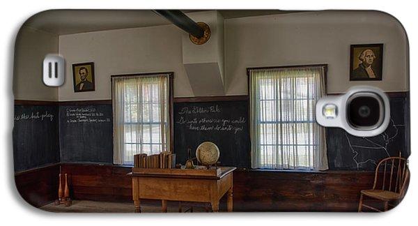 Old School House Galaxy S4 Case by Paul Freidlund