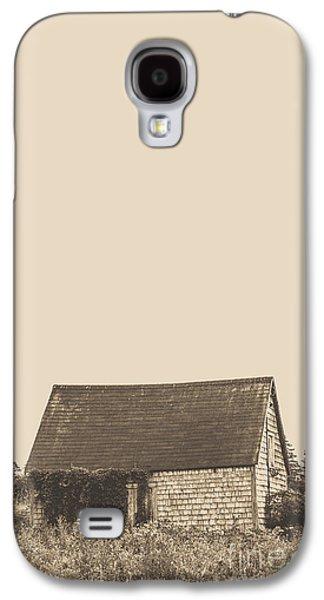 Old Shingled Farm Shack Galaxy S4 Case