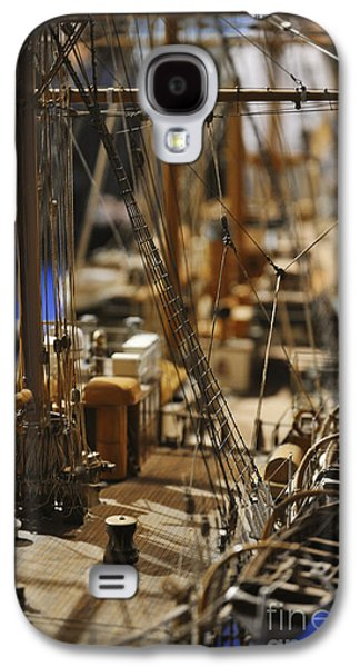 Old Ship Galaxy S4 Case by Stefano Senise