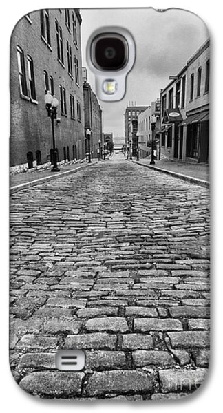 Old St. Louis Street Galaxy S4 Case by Scott Nelson