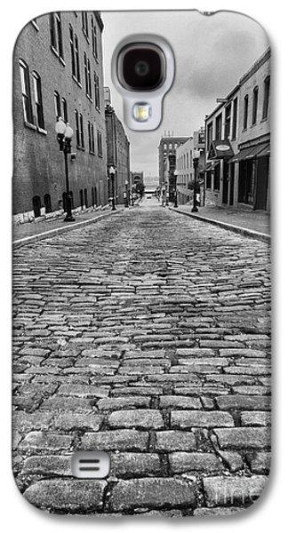 Old St. Louis Street Galaxy S4 Case by Scott Nelson