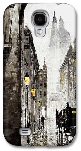 Old Street Galaxy S4 Case