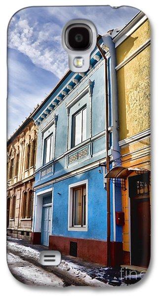 Old Streets Galaxy S4 Case by Gabriela Insuratelu