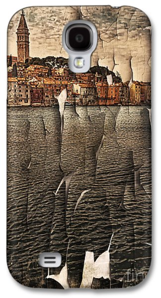 Old Town Galaxy S4 Case by Svetlana Sewell