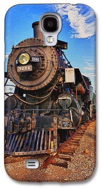 Old Train Galaxy S4 Case by Garry Gay