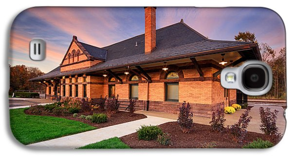 Old Train Station Galaxy S4 Case