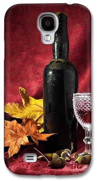 Old Wine Bottle Galaxy S4 Case