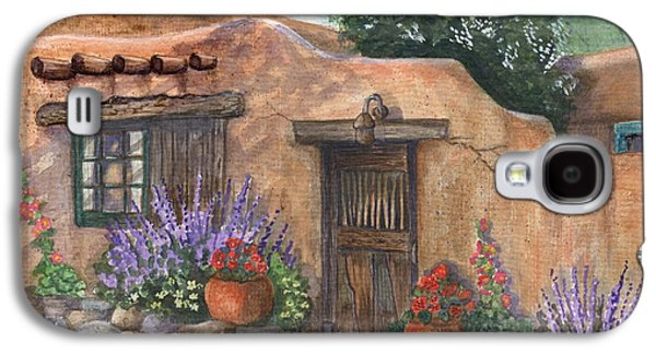 Old Adobe Cottage Galaxy S4 Case by Marilyn Smith