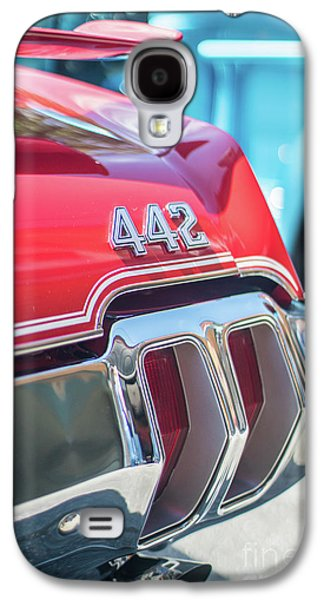 Olds 442 Classic Car Galaxy S4 Case by Mike Reid