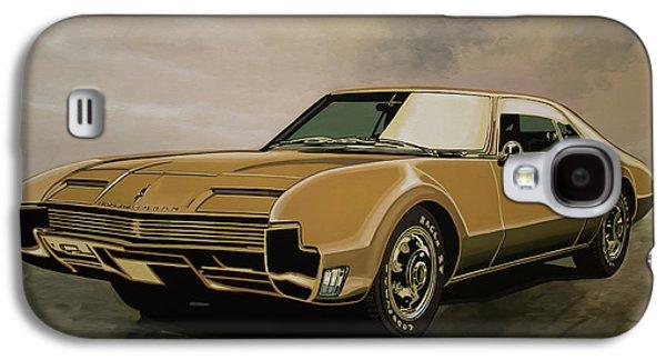 Oldsmobile Toronado 1965 Painting Galaxy S4 Case by Paul Meijering