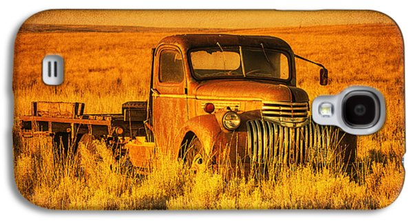 Oldtimer Galaxy S4 Case by Mark Kiver