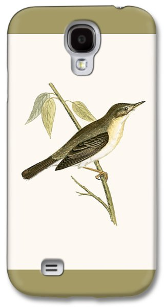 Olivaceous Warbler Galaxy S4 Case