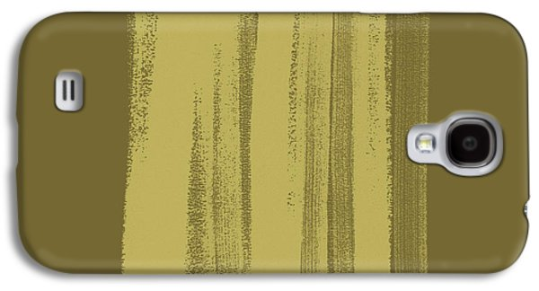 Olive On Olive 1 Galaxy S4 Case by Julie Niemela