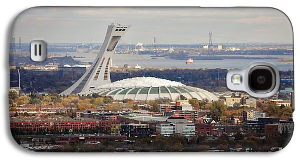 Olympic Stadium  Galaxy S4 Case by Reb Frost