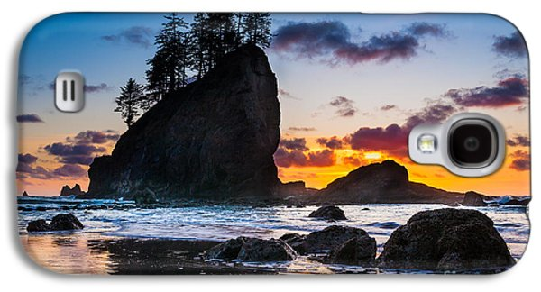 Olympic Sunset Galaxy S4 Case by Inge Johnsson