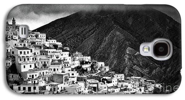 Olympos. Karpathos Island Greece Galaxy S4 Case