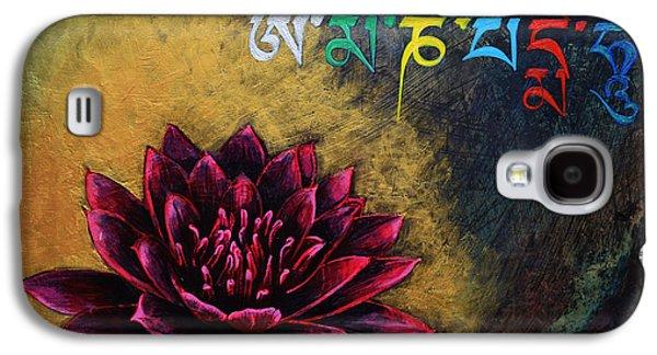 Om Mani Padme Hum Galaxy S4 Case