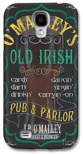 O'malley's Old Irish Pub Galaxy S4 Case by Debbie DeWitt