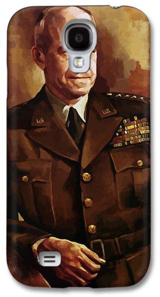 Omar Bradley Galaxy S4 Case by War Is Hell Store