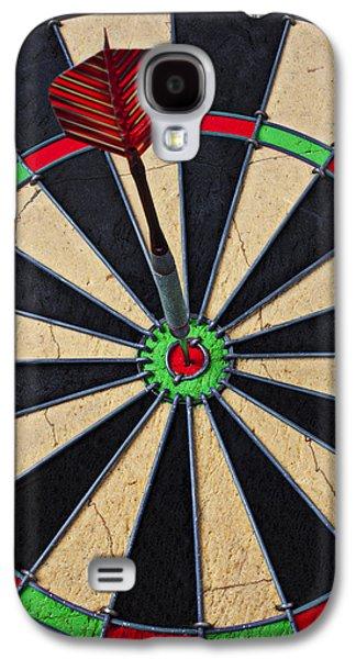 On Target Bullseye Galaxy S4 Case by Garry Gay