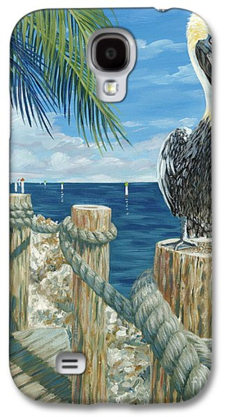 On The Lookout Galaxy S4 Case