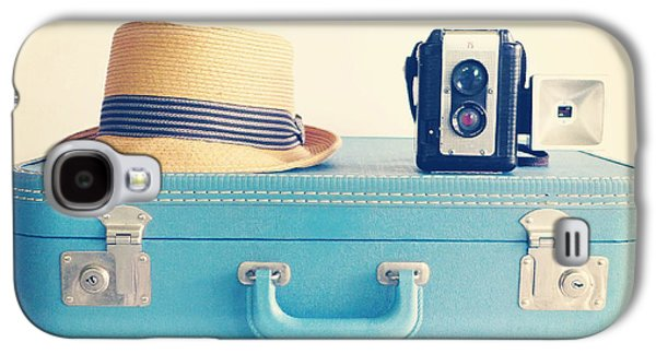On The Road Galaxy S4 Case by Colleen VT