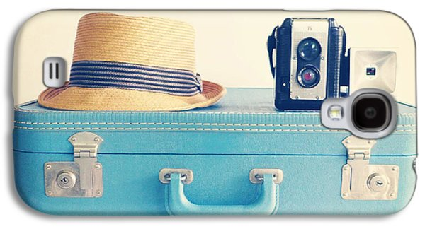 Travel Galaxy S4 Case - On The Road by Colleen VT