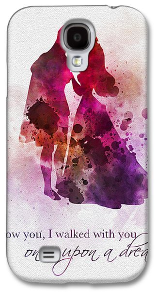 Once Upon A Dream Galaxy S4 Case