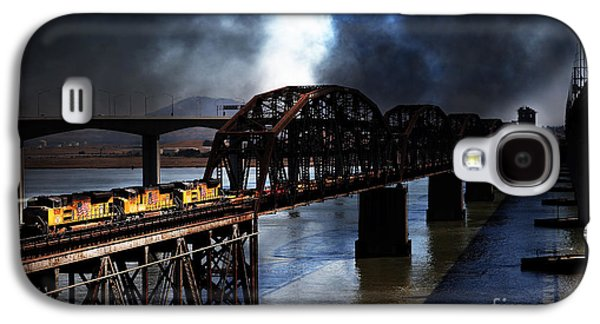 Once Upon A Time In The Story Book Town Of Benicia California -  Galaxy S4 Case