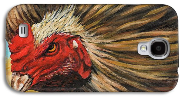 One Angry Ruster Galaxy S4 Case