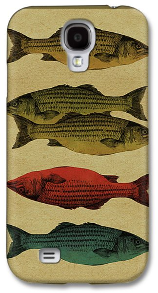 One Fish, Two Fish . . . Galaxy S4 Case