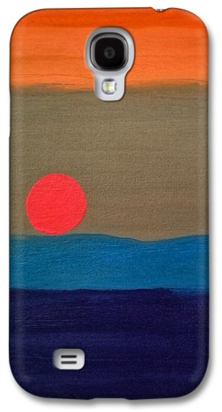 One Moment Galaxy S4 Case