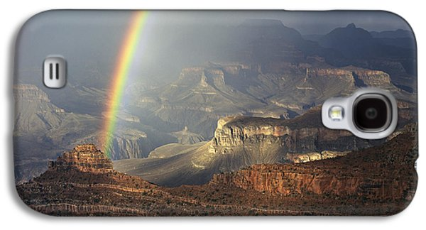 O'neill Butte Rainbow Galaxy S4 Case by Mike Buchheit
